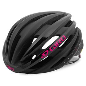 Giro Ember Mips Helmet mat black/bright pink
